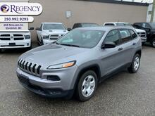 2015_Jeep_Cherokee_Sport   -  - Front Wheel Drive_ Quesnel BC
