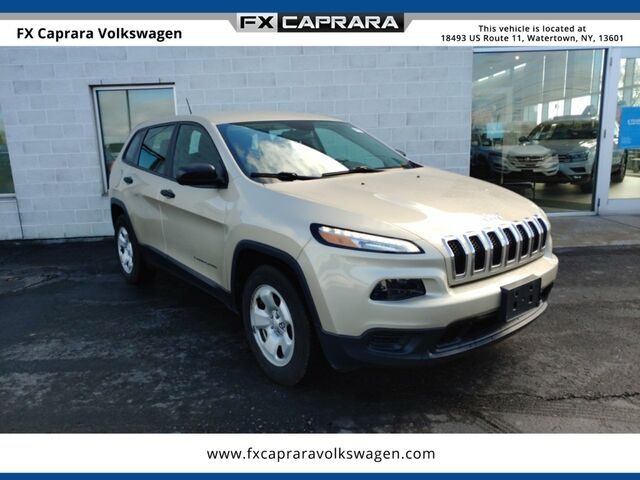 2015 Jeep Cherokee Sport Watertown NY