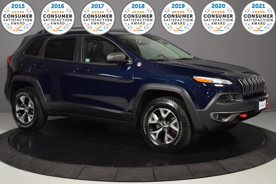 2015_Jeep_Cherokee_Trailhawk_ Glendale Heights IL