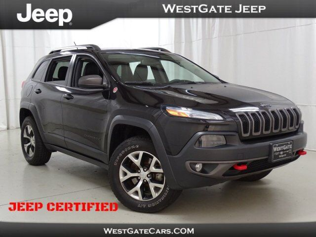 2015 Jeep Cherokee Trailhawk Raleigh NC