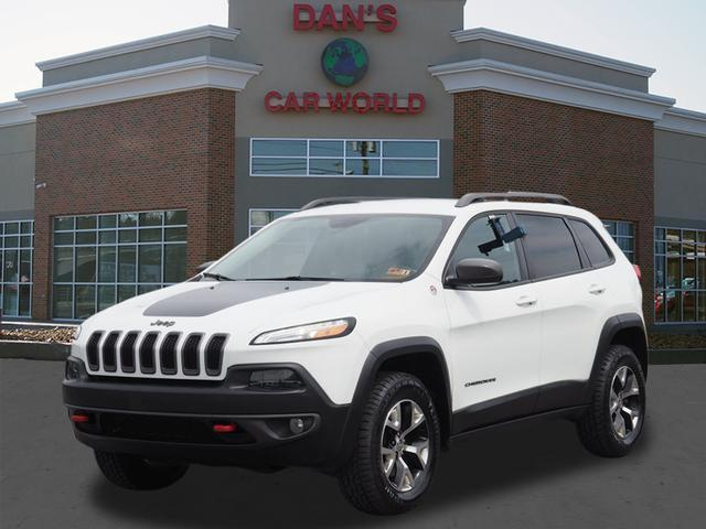 2014 jeep cherokee trailhawk tires