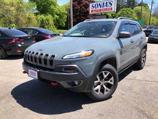 2015 Jeep Cherokee Trailhawk Worcester MA