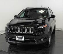2015_Jeep_Cherokee V6_Limited 4x4_ Bedford TX
