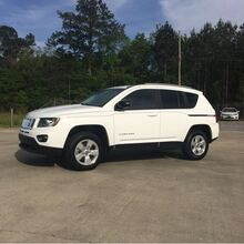 2015_Jeep_Compass_Sport FWD_ Hattiesburg MS