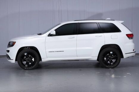 Jeep Grand Cherokee 4WD High Altitude 2015
