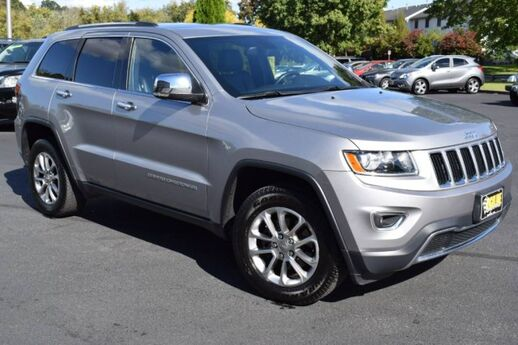 2015 Jeep Grand Cherokee 4x4 Limited Easton PA
