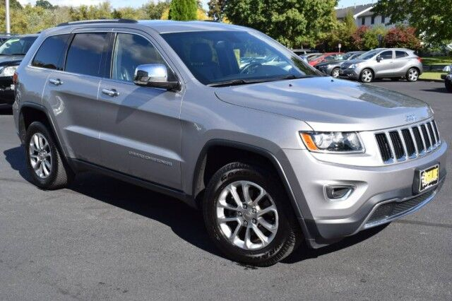 2015 Jeep Grand Cherokee 4x4 Limited Easton PA