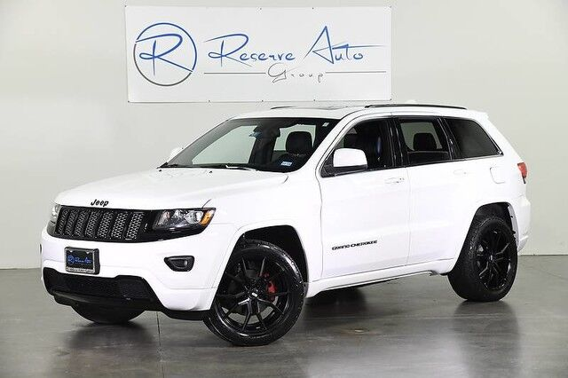 Custom Jeep Grand Cherokee >> 2015 Jeep Grand Cherokee Altitude 4wd Navigation Custom Audio Wheels
