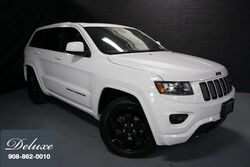 Jeep Grand Cherokee Altitude 4WD, Navigation System, Rear-View Camera, Touch-Screen Audio, Bluetooth Technology, Heated Leather Seats, Power Sunroof, Power Liftgate, 20-Inch Gloss Black Alloy Wheels, 2015