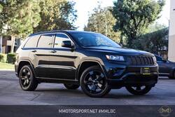 Jeep Grand Cherokee Altitude 4x2 4dr SUV 2015