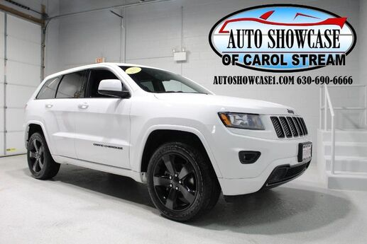 2015 Jeep Grand Cherokee Altitude Carol Stream IL