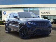 2015 Jeep Grand Cherokee Altitude San Antonio TX