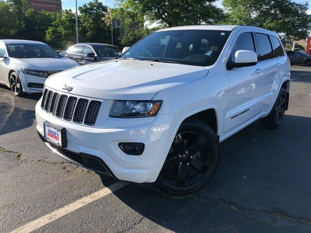 2015 Jeep Grand Cherokee Altitude Worcester MA