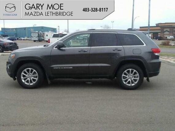 2015_Jeep_Grand Cherokee_LAREDO  - Remote start, Power Tail Gate, 4x4_ Lethbridge AB