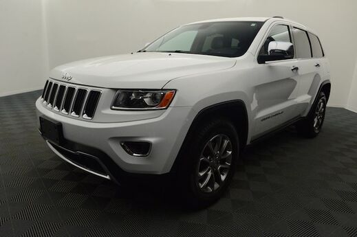 2015 Jeep Grand Cherokee LIMITED Hickory NC