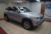 2015 Jeep Grand Cherokee LIMMITED WITH SUN ROOF NAV,LEATHER