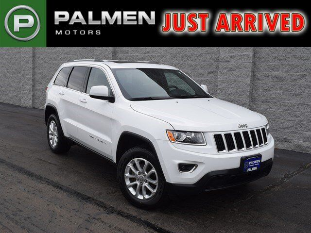 2015 jeep grand cherokee laredo kenosha wi 21182639 for Palmen motors dodge chrysler jeep ram