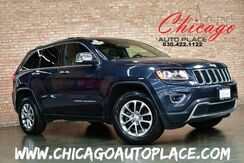 2015_Jeep_Grand Cherokee_Limited - 1 OWNER NAVI BACKUP CAM KEYLESS GO HEATED SEATS AND STEERING WHEEL_ Bensenville IL
