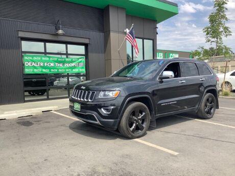 2015 Jeep Grand Cherokee Limited 4WD Spokane Valley WA