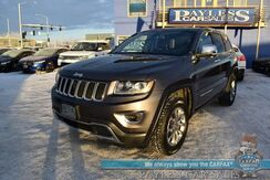 2015_Jeep_Grand Cherokee_Limited / 4X4 / Turbo Diesel / Auto Start / Front & Rear Heated Leather Seats / Heated Steering Wheel / Sunroof / Bluetooth / Back Up Camera / Tow Pkg / 28 MPG_ Anchorage AK