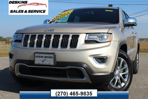 2015 Jeep Grand Cherokee Limited Campbellsville KY