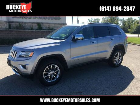 2015 Jeep Grand Cherokee Limited Columbus OH
