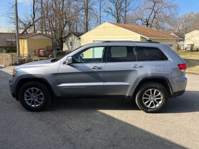 2015 Jeep Grand Cherokee Limited Glenwood IA