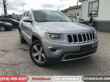 2015_Jeep_Grand Cherokee_Limited   LEATHER   NAV   CAM_ London ON