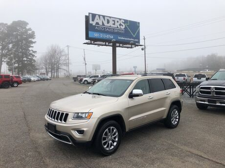 2015 Jeep Grand Cherokee Limited Bryant AR