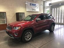 2015_Jeep_Grand Cherokee_Limited_ Bryant AR