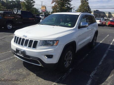 2015 Jeep Grand Cherokee Limited Queens NY