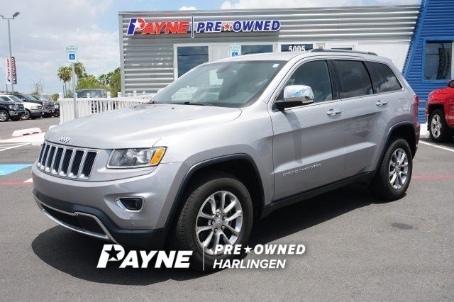 2017 Jeep Grand Cherokee For Sale In Stock In Mcallen >> 2015 Jeep Grand Cherokee Limited Rio Grande City Tx 23739148