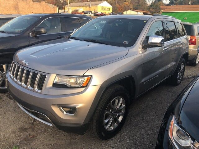2015 Jeep Grand Cherokee Limited North Versailles PA