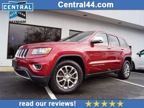 2015_Jeep_Grand Cherokee_Limited_ Raynham MA