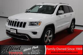 2015_Jeep_Grand Cherokee_Limited_ Waite Park MN