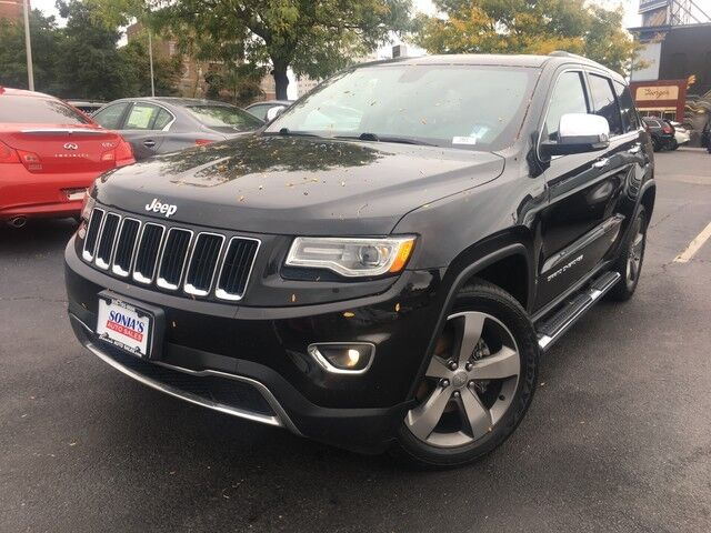 2015 Jeep Grand Cherokee Limited Worcester MA