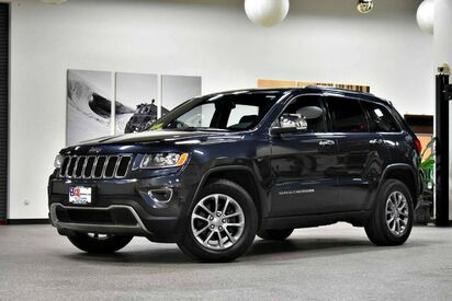 2015_Jeep_Grand Cherokee_Limited_ Canton MA