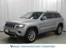 2015_Jeep_Grand Cherokee_Limited_ Eau Claire WI