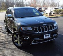 2015_Jeep_Grand Cherokee_Overland 4X4_ Bedford TX