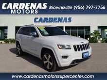 2015_Jeep_Grand Cherokee_Overland_ Brownsville TX