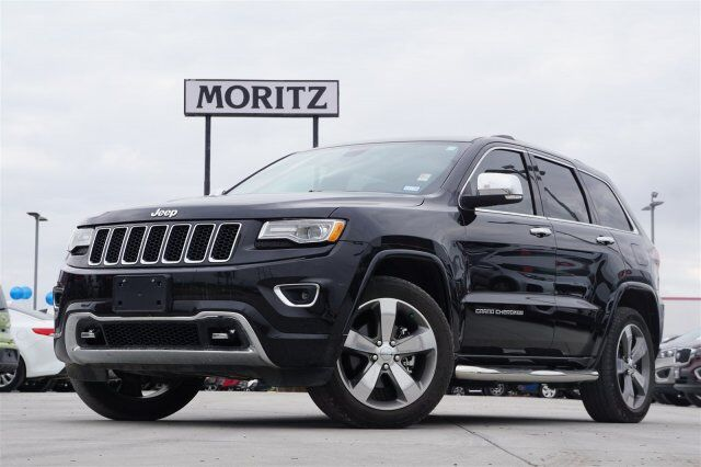 2015 Jeep Grand Cherokee Overland Fort Worth TX