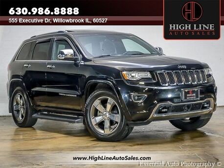 2015_Jeep_Grand Cherokee_Overland_ Willowbrook IL