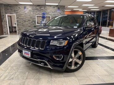 2015_Jeep_Grand Cherokee_Overland_ Worcester MA