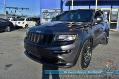 2015_Jeep_Grand Cherokee_SRT / 4WD / Heated & Cooled Suede Leather Seats / Heated Steering Wheel / Navigation / Auto Start / Bluetooth / Back Up Camera / Power Liftgate / Keyless Entry & Start_ Anchorage AK