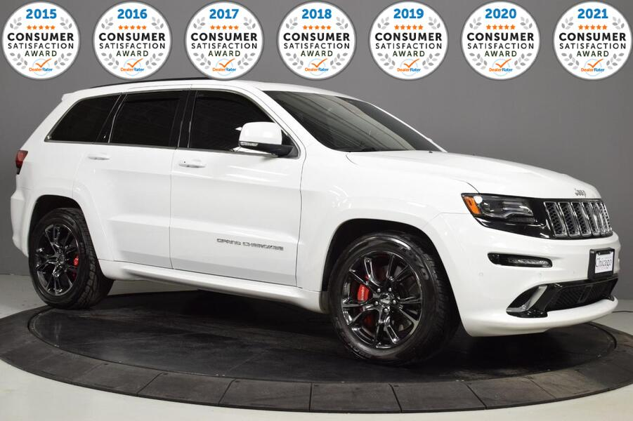 2015_Jeep_Grand Cherokee_SRT_ Glendale Heights IL