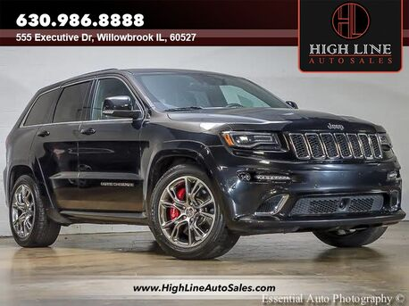 2015_Jeep_Grand Cherokee_SRT_ Willowbrook IL