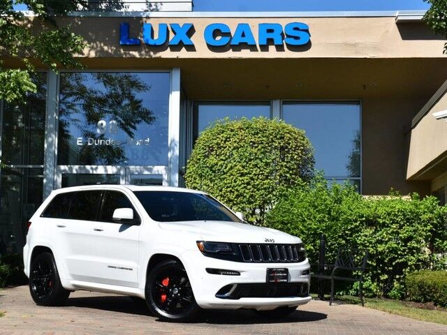 2015_Jeep_Grand Cherokee_SRT8 PANOROOF NAV LEATHER 4WD_ Buffalo Grove IL