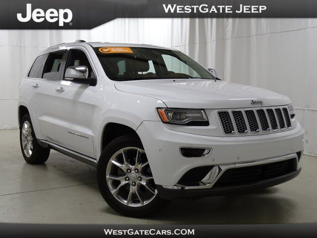 2015 Jeep Grand Cherokee Summit Raleigh NC
