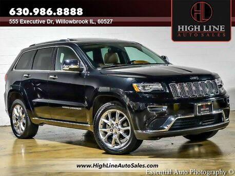 2015_Jeep_Grand Cherokee_Summit_ Willowbrook IL