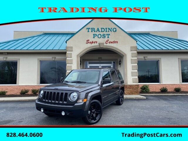 2015_Jeep_Patriot_Altitude Edition_ Conover NC